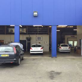 garage automobile bain de bretagne